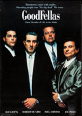 """Movie Posters:Crime, Goodfellas (Warner Brothers, 1990). Personality Poster (38"""" X 53.5""""). Crime.. ..."""