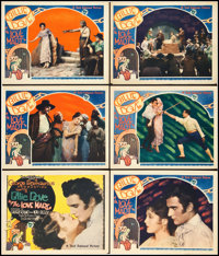 """The Love Mart (First National, 1927). Title Lobby Card & Lobby Cards (5) (11"""" X 14""""). Drama. ... (Total: 6..."""