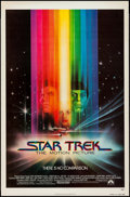 """Movie Posters:Science Fiction, Star Trek: The Motion Picture (Paramount, 1979). One Sheet (27"""" X 41""""). Science Fiction.. ..."""
