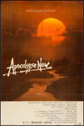 """Movie Posters:War, Apocalypse Now (United Artists, 1979). One Sheet (27"""" X 40.5"""")Advance. War.. ..."""