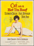 """Movie Posters:Drama, Cat on a Hot Tin Roof (MGM, 1958). Poster (30"""" X 40"""") Style Z. Drama.. ..."""
