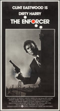 "Movie Posters:Crime, The Enforcer (Warner Brothers, 1977). Three Sheet (41"" X 77"").Crime.. ..."