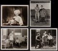 """Movie Posters:Comedy, Stan Laurel Photo Lot #2 (Various, 1920s-1960s). Photos (14) (4"""" X5"""", 5"""" X 7"""", 7.5"""" X 9.5"""", 8"""" X 10""""). Comedy.. ... (Total: 14 Items)"""