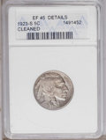 1923-S 5C --Cleaned-- ANACS. XF45 Details. NGC Census: (17/637). PCGS Population (25/788). Mintage: 6,142,000. Numismedi...