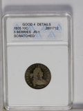 Early Dimes: , 1805 10C 5 Berries--Scratched--ANACS. Good 4 Details. JR-1, R.3. NGC Census: (2/273). PCGS Population (13/280). Mintage: 12...