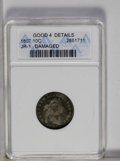 Early Dimes: , 1807 10C --Damaged--ANACS. Good 4 Details. JR-1. NGC Census:(2/228). PCGS Population (5/280). Mintage: 165,000. Numismedia ...