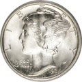 1934-D 10C MS64 Full Bands ANACS. NGC Census: (36/99). PCGS Population (201/354). Mintage: 6,772,000. Numismedia Wsl. Pr...