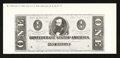 Confederate Notes:1864 Issues, Whitman Confederate Currency Display Card T71.. ...