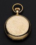 Timepieces:Pocket (pre 1900) , Keystone Watch Co. First Dust Proof Model Movement Pocket Watch. ...