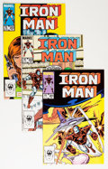 Modern Age (1980-Present):Superhero, Iron Man #201-275 Group (Marvel, 1985-91) Condition: Average NM....(Total: 75 Comic Books)