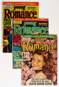 Golden Age (1938-1955):Romance, Young Romance Comics Group (Prize, 1950-63) Condition: AverageVG-.... (Total: 26 Comic Books)