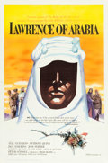 "Movie Posters:Academy Award Winners, Lawrence of Arabia (Columbia, 1962). One Sheet (27"" X 41"") Roadshow Style B.. ..."