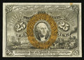 Fractional Currency:Second Issue, Fr. 1284 25¢ Second Issue New.. ...