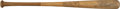 Baseball Collectibles:Bats, 1975 Pee Wee Reese Game Used Old Timer's Day Bat. ...