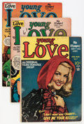 Golden Age (1938-1955):Romance, Young Love Group (Prize/DC, 1950-75).... (Total: 26 Comic Books)