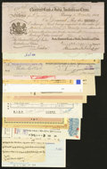 Miscellaneous:Other, Asian Checks. . ... (Total: 21 items)