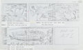 "Original Comic Art:Miscellaneous, Jack Kirby Fantastic Four ""The Frightful Four"" Storyboard#47 Original Art (DePatie-Freleng, 1978)...."