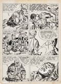 Original Comic Art:Panel Pages, Jack Kirby Western Tales #31 Page 16 Original Art (Harvey,1955)....