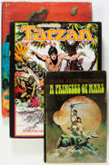 Memorabilia:Science Fiction, Hardback Science Fiction Book Group (Various Publishers, 1971-76).... (Total: 4 Items)