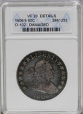 1806/5 50C --Damaged--ANACS. VF20 Details. O-102. NGC Census: (38/139). PCGS Population (15/85). Numismedia Wsl. Price:...