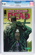 Modern Age (1980-Present):Horror, Walking Dead #92 (Image, 2011) CGC NM/MT 9.8 White pages....