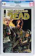 Modern Age (1980-Present):Horror, Walking Dead #87 (Image, 2011) CGC NM/MT 9.8 White pages....