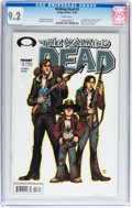 Modern Age (1980-Present):Horror, Walking Dead #3 (Image, 2003) CGC NM- 9.2 White pages....