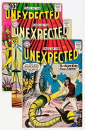 Silver Age (1956-1969):Horror, Tales of the Unexpected Group (DC, 1958-73) Condition: AverageVG+.... (Total: 37 Comic Books)