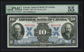Canadian Currency: , Toronto, ON- Imperial Bank of Canada $10 Nov. 1, 1923 Ch. # 375-18-06. ...