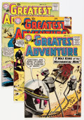 Silver Age (1956-1969):Adventure, My Greatest Adventure Group (DC, 1958-63) Condition: Average FN.... (Total: 10 Comic Books)