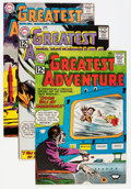 Silver Age (1956-1969):Adventure, My Greatest Adventure #74, 75, and 79 Group (DC, 1962-63) Condition: Average VF+.... (Total: 3 Comic Books)