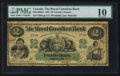 Canadian Currency: , Toronto, ON- The Royal Canadian Bank $2 July 26, 1865 Ch. #635-12-02-02. ...