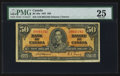 Canadian Currency: , BC-26a $50 1937. ...