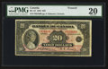 Canadian Currency: , BC-10 $20 1935. ...