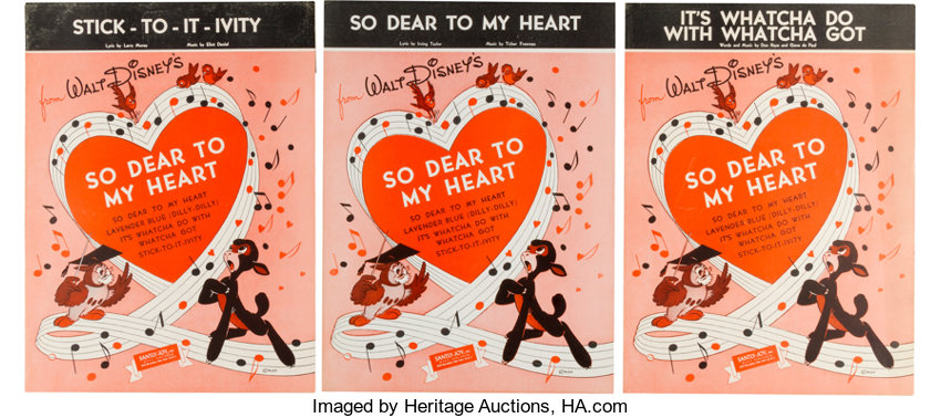 So Dear To My Heart 1948 Upload Stars Rko Radio Pictures 1948