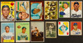Baseball Cards:Lots, 1949 - 1972 Gil Hodges Bowman, Post, Topps, Wilson BaseballCollection (32). ...