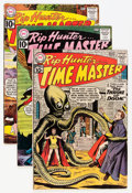 Silver Age (1956-1969):Science Fiction, Rip Hunter Time Master Group (DC, 1961-65) Condition: Average VG/FN.... (Total: 25 Comic Books)