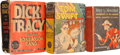 Big Little Book:Miscellaneous, Big Little Book Adventure Group (Whitman, 1930s) Condition: AverageGD.... (Total: 19 Comic Books)