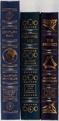 Books:Science Fiction & Fantasy, Alastair Reynolds. Group of Three Signed First Edition Books Published by Easton Press. Each volume is numbered. Publisher's... (Total: 3 Items)