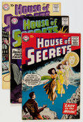 Silver Age (1956-1969):Mystery, House of Secrets Group (DC, 1959-60) Condition: Average FN/VF....(Total: 11 Comic Books)