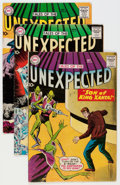 Silver Age (1956-1969):Horror, Tales of the Unexpected Group (DC, 1958-61) Condition: AverageFN.... (Total: 14 Comic Books)