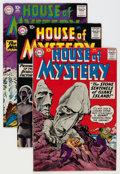 Silver Age (1956-1969):Horror, House of Mystery Group (DC, 1958-60) Condition: Average VG+....(Total: 12 Comic Books)