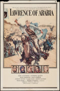 "Movie Posters:Academy Award Winners, Lawrence of Arabia (Columbia, 1962). Roadshow One Sheet (27"" X 41"")Style A. Academy Award Winners.. ..."