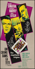 "Movie Posters:Thriller, The Manchurian Candidate (United Artists, 1962). French Petite (15.5"" X 31""). Thriller.. ..."