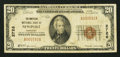 National Bank Notes:Kentucky, Newport, KY - $20 1929 Ty. 1 The American NB Ch. # 2726. ...