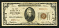 National Bank Notes:Maryland, Baltimore, MD - $5 1929 Ty. 1 The First NB Ch. # 1413. ...