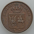 Poland, Poland: Revolutionary 3 Groszy 1831-KG,...