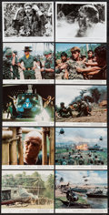 """Movie Posters:War, Apocalypse Now (United Artists, 1979). Mini Lobby Card Set of 8 andPhotos (22) (8"""" X 10""""). War.. ... (Total: 30 Items)"""