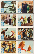 "Movie Posters:Fantasy, The Day the Earth Froze (Film Group, 1963). Lobby Card Set of 8(11"" X 14""). Fantasy.. ... (Total: 8 Items)"
