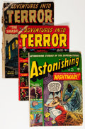 Golden Age (1938-1955):Horror, Atlas Golden Age Horror Comics Group (Atlas, 1950s) Condition:Average FR/GD.... (Total: 8 Comic Books)
